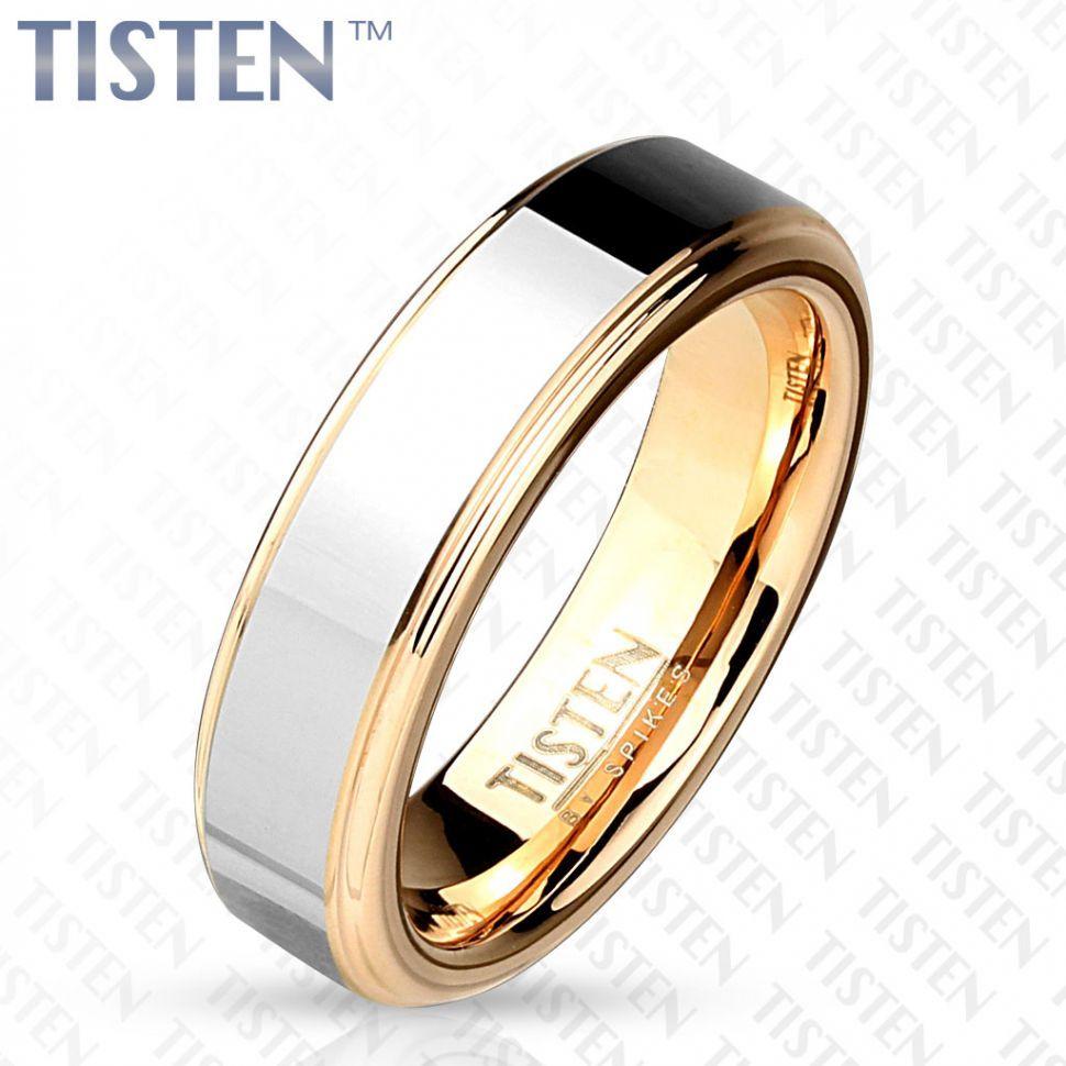 a65ff759c021 Купить Кольцо из титан-вольфрама (тистена) Spikes R-TS-007 обручальное ...