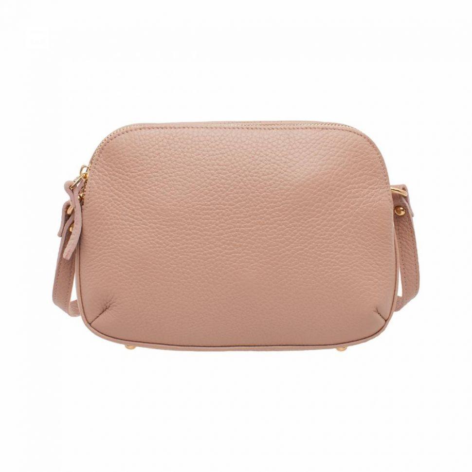 291c7a3fca55 Купить Стильная женская кожаная сумка Lakestone Francis Ash Rose на длинном  ремне ...